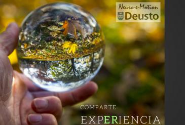 Comparte expERiencia ¡Lanza tu esfera!
