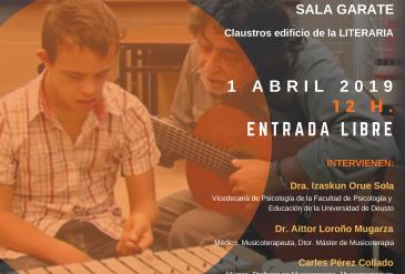 """(es) Seminario """"Musicoterapia – Una profesión emergente"""""""